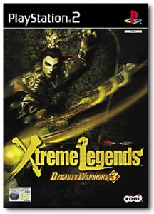Dynasty Warriors 3: Xtreme Legends per PlayStation 2