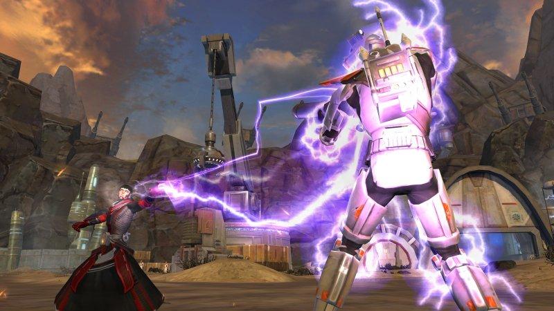 Electronic Arts mira a due milioni di sottoscrizioni per The Old Republic