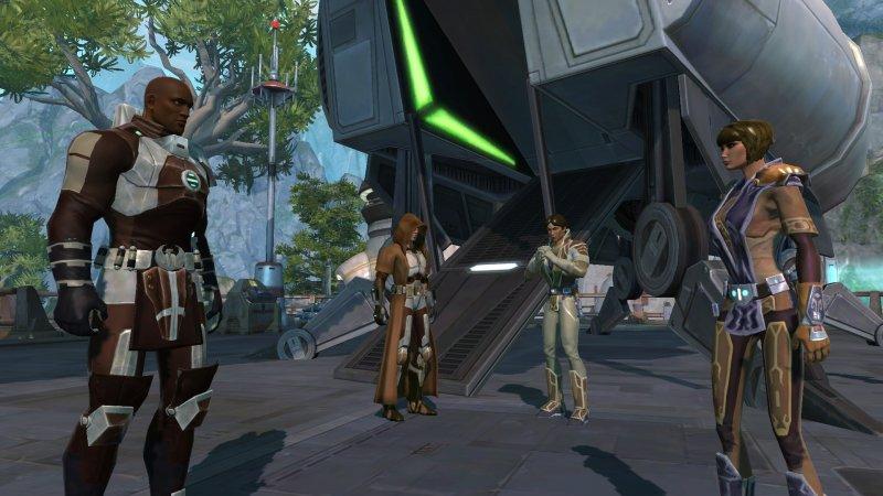 Star Wars: The Old Republic arriva a primavera 2011?