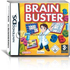Brain Buster Puzzle Pak per Nintendo DS