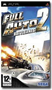 Full Auto 2: Battlelines per PlayStation Portable