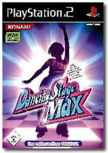 Dancing Stage Max per PlayStation 2