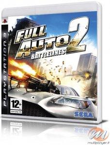 Full Auto 2: Battlelines per PlayStation 3