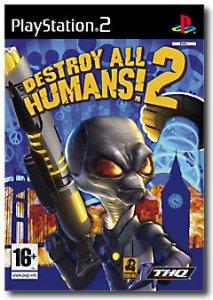 Destroy All Humans! 2 per PlayStation 2