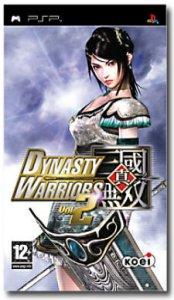 Dynasty Warriors Volume 2 per PlayStation Portable