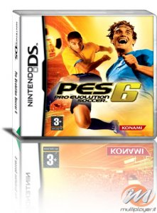 Pro Evolution Soccer 6 (World Soccer Winning Eleven 10) per Nintendo DS