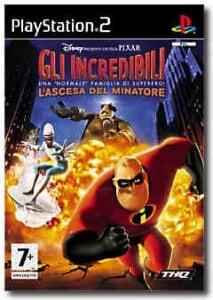 Gli Incredibili: L'Ascesa del Minatore per PlayStation 2