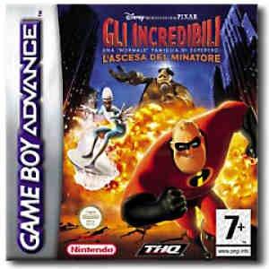 Gli Incredibili: L'Ascesa del Minatore per Game Boy Advance