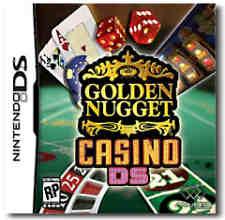 Golden Nugget Casinò per Nintendo DS