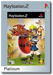 Jak and Daxter: The Precursor Legacy per PlayStation 2