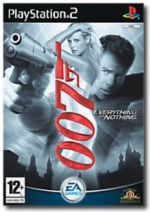 James Bond 007: Everything or Nothing per PlayStation 2