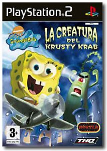 SpongeBob SquarePants: La Creatura del Krusty Krab per PlayStation 2