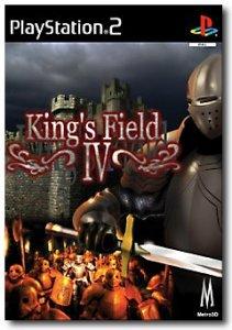 King's Field IV per PlayStation 2