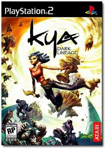 Kya: Dark Lineage per PlayStation 2