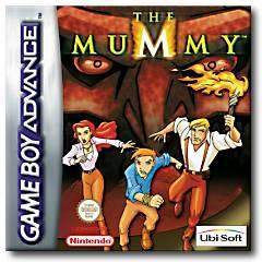 La Mummia - La Serie Animata per Game Boy Advance