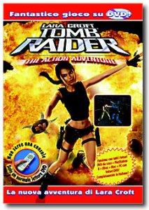 Lara Croft Tomb Raider: The DVD Action Adventure per Altro
