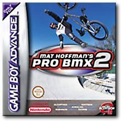 Mat Hoffman's Pro BMX 2 per Game Boy Advance