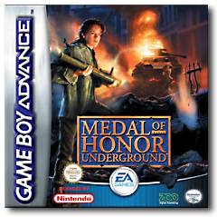 Medal of Honor Underground per Game Boy Advance