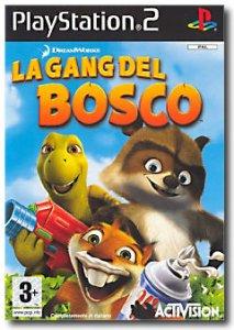 La Gang del Bosco (Over the Hedge) per PlayStation 2