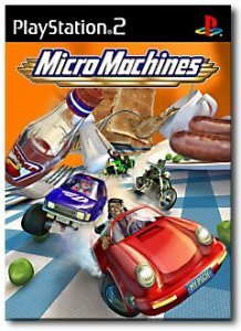 MicroMachines per PlayStation 2