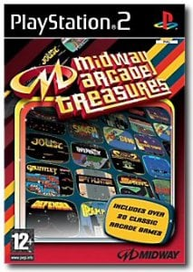 Midway Arcade Treasures per PlayStation 2