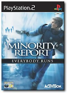 Minority Report: Everybody Runs per PlayStation 2