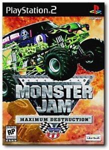 Monster Jam Maximum Destruction per PlayStation 2