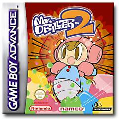 Mr. Driller 2 per Game Boy Advance