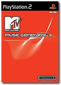 MTV Music Generator 3 per PlayStation 2