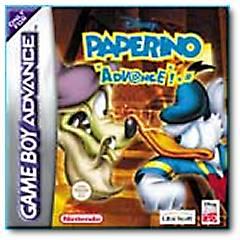 Paperino Advance per Game Boy Advance