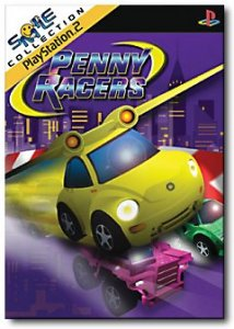 Penny Racers per PlayStation 2