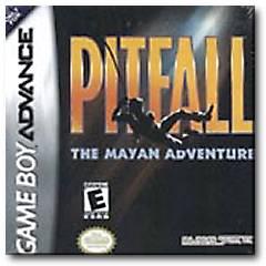 Pitfall: The Mayan Adventure per Game Boy Advance