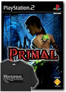 Primal per PlayStation 2