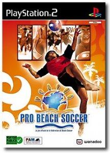 Pro Beach Soccer per PlayStation 2