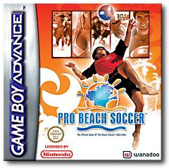 Pro Beach Soccer per Game Boy Advance