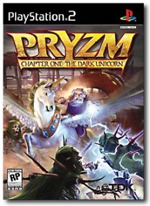 Pryzm The Dark Unicorn per PlayStation 2