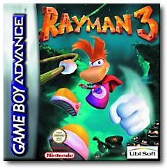 Rayman 3: Hoodlum Havoc per Game Boy Advance