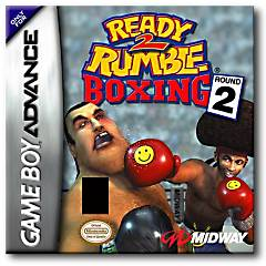 Ready to Rumble Round 2 per Game Boy Advance