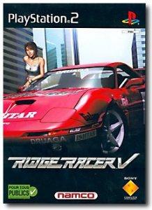 Ridge Racer V per PlayStation 2