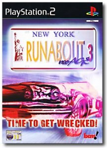 Runabout 3 Neo Age per PlayStation 2