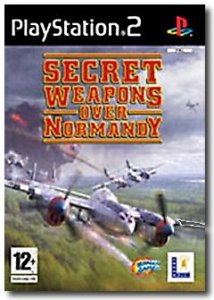 Secret Weapons Over Normandy per PlayStation 2