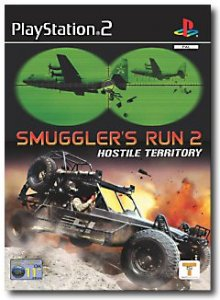 Smuggler's Run 2: Hostile Territory per PlayStation 2