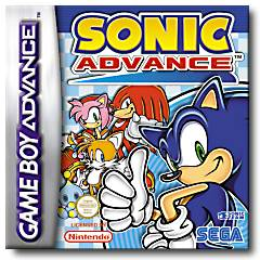 Sonic Advance per Game Boy Advance