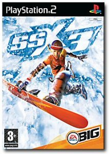 SSX 3 per PlayStation 2