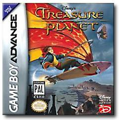 Il Pianeta del Tesoro per Game Boy Advance