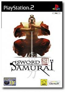 Sword of the Samurai per PlayStation 2