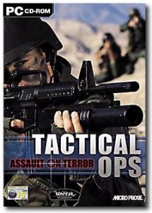 Tactical Ops: Assault on Terror per PC Windows