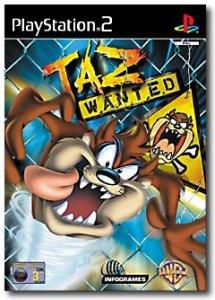 Taz Wanted per PlayStation 2