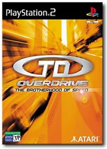 TD Overdrive: The Brotherhood of Speed per PlayStation 2