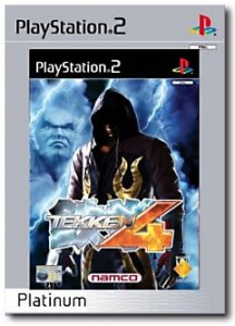 Tekken 4 per PlayStation 2